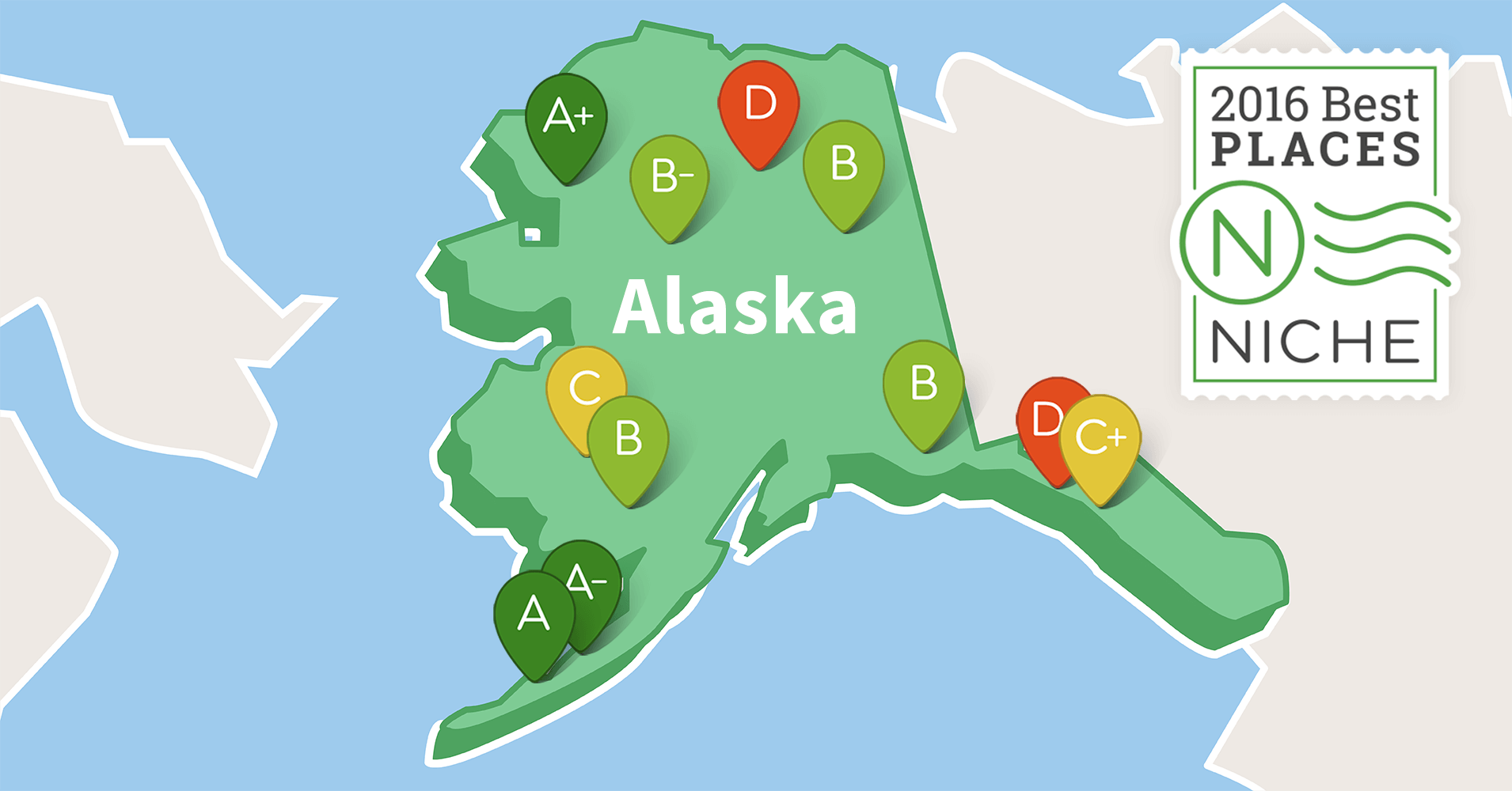 2016 Best Suburbs To Raise A Family In Alaska Niche