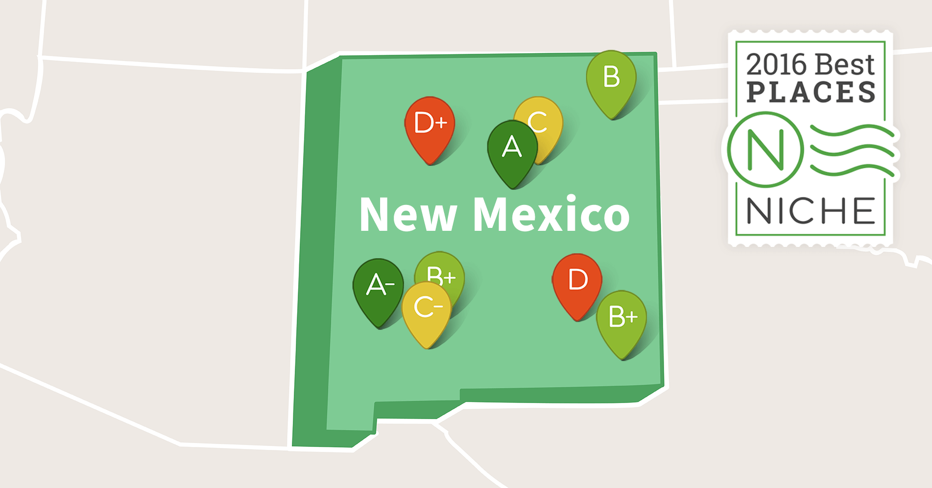 Best places to live in new mexico 2016 best place 2017 for Top us cities to live in 2017