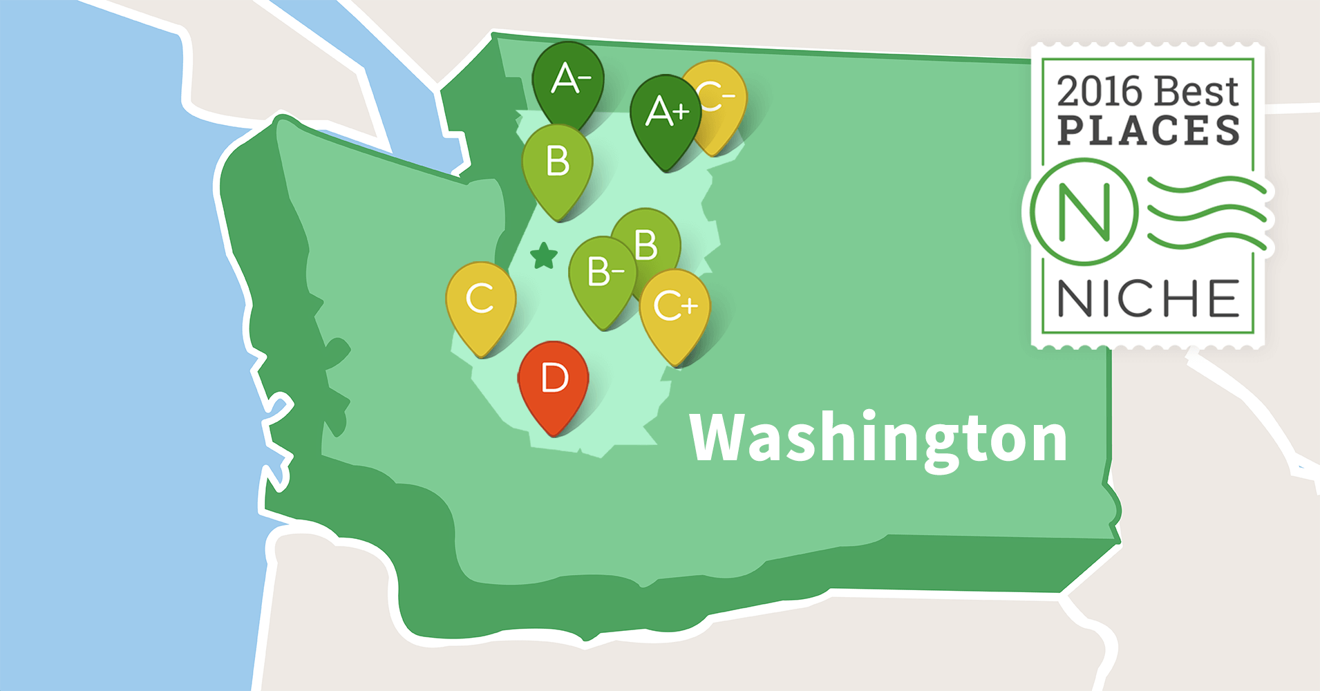 2016 Best Seattle Suburbs For Families Niche