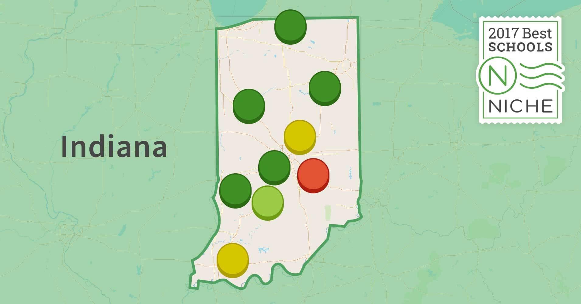 best school districts in na niche