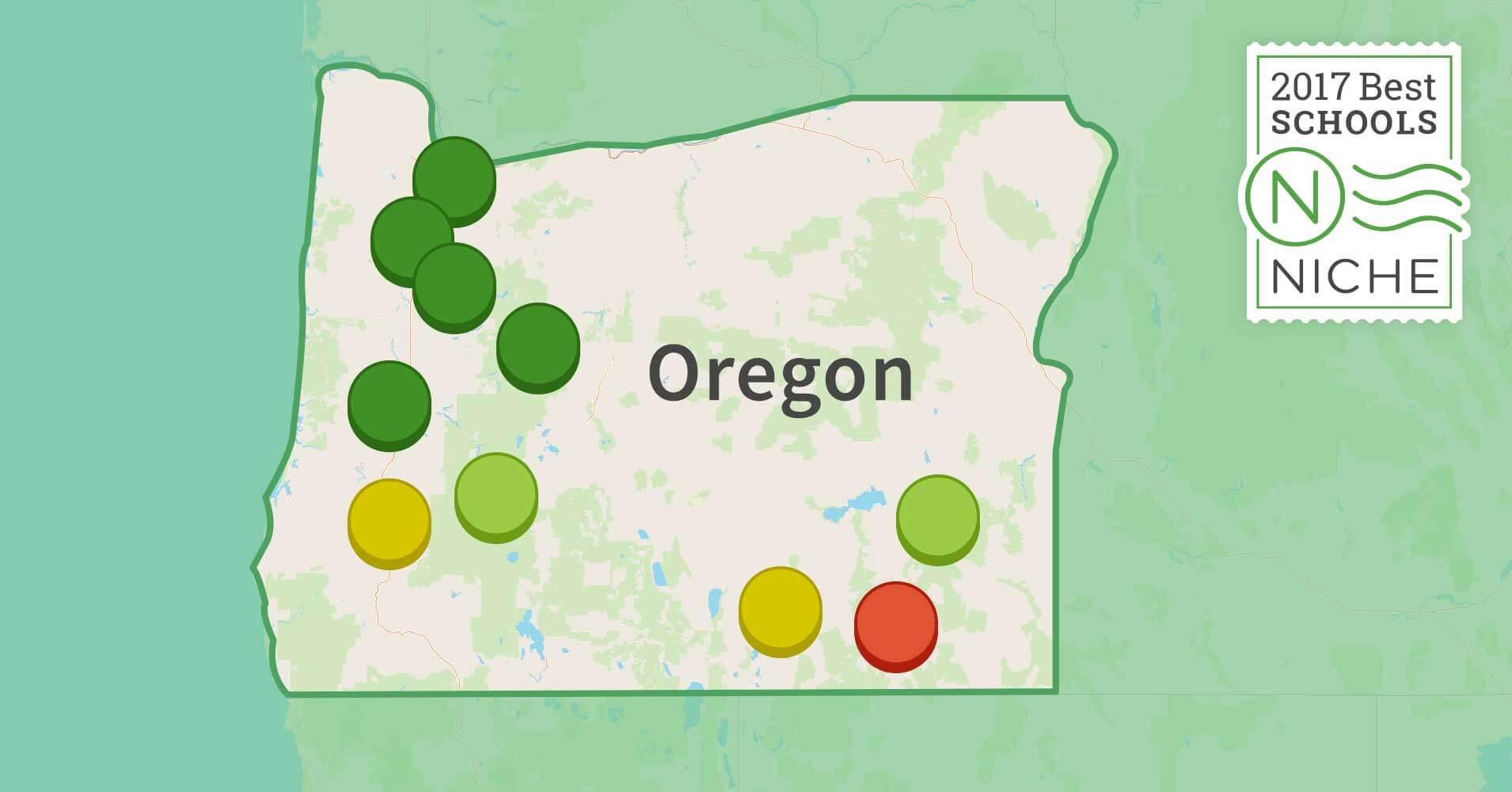 2017 Largest Public High Schools In Oregon Niche