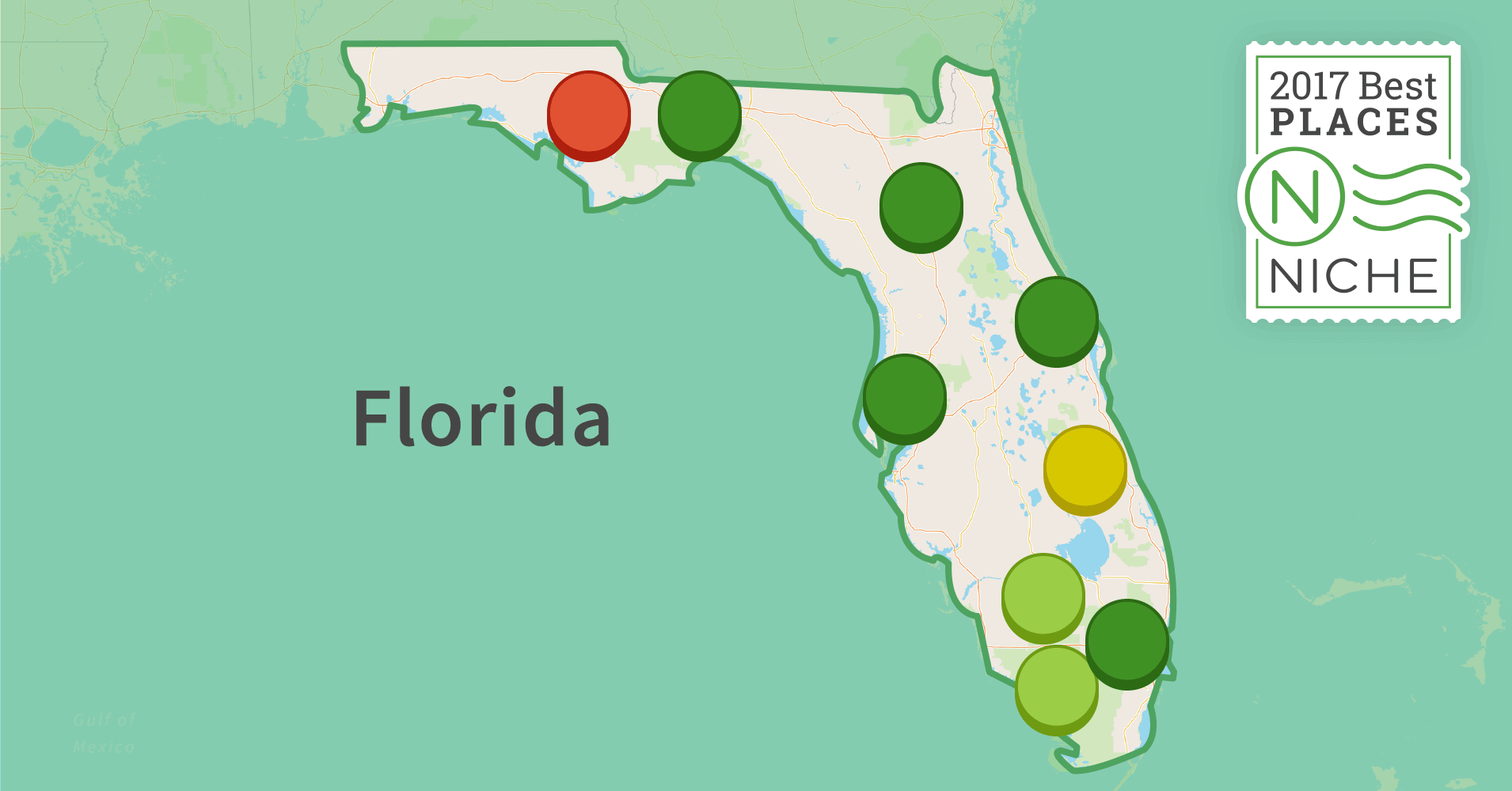 2017 best places to live in florida niche