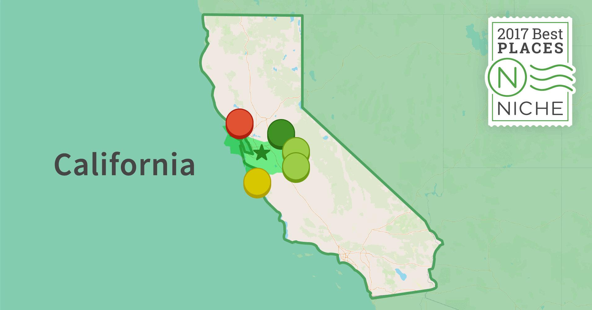 2017 Best San Francisco Bay Area Suburbs for Families Niche